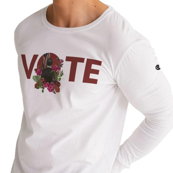 Vote Long Sleeve Tee Limited Edition