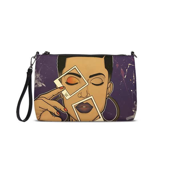 Picture Perfect Daily Zip Pouch - ComfiArt