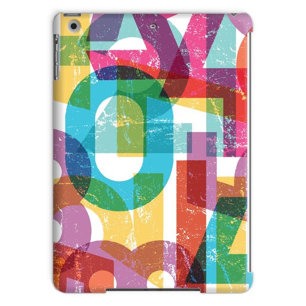 Numbers Tablet Case - ComfiArt