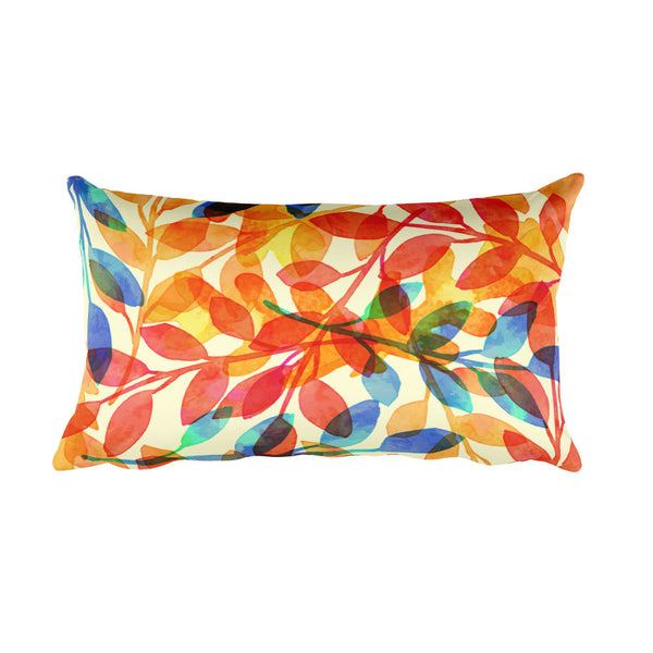 Leaves Pillow - ComfiArt