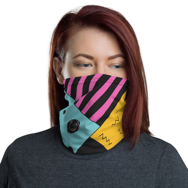 Abstract Neck gaiter - ComfiArt