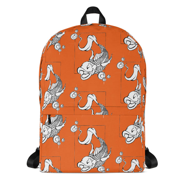 Fish Backpack - ComfiArt