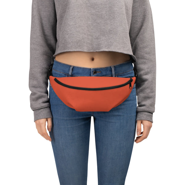 Orange Fanny Pack - ComfiArt
