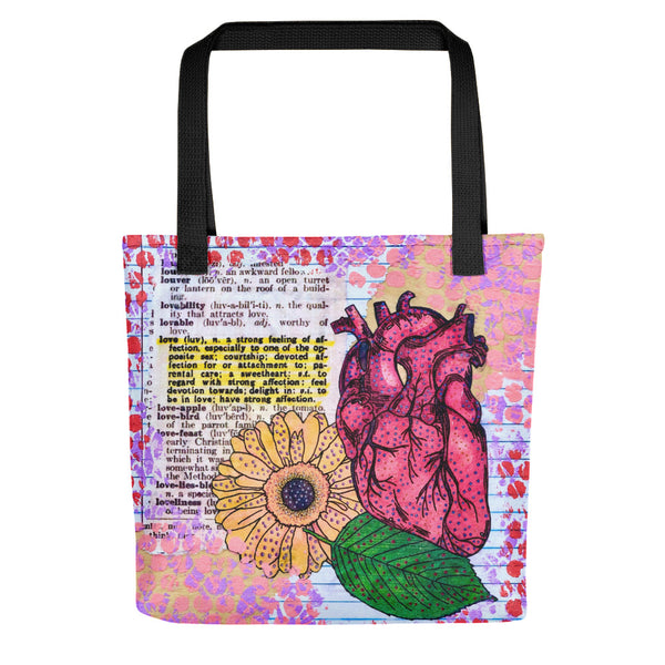 Natural Love Tote bag - ComfiArt