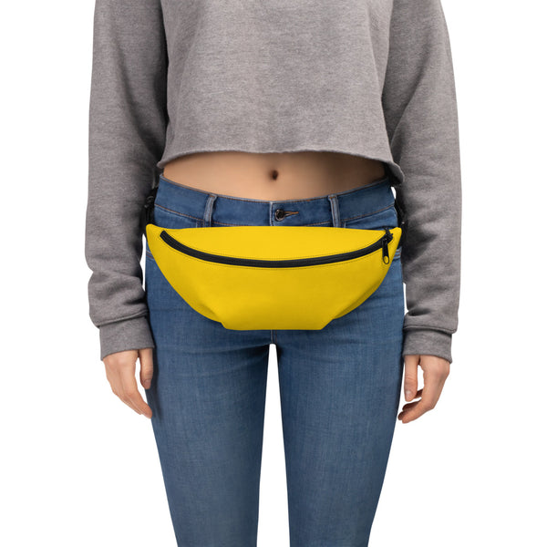 Yellow Fanny Pack - ComfiArt