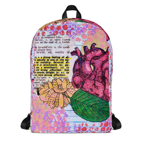 Natural Love Backpack - ComfiArt