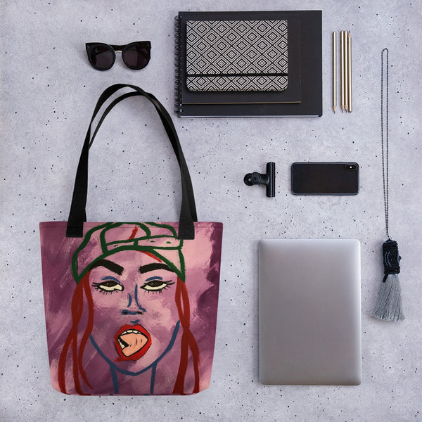 Alex Tote bag - ComfiArt