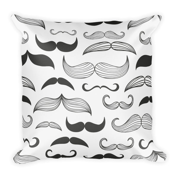 Mustache Pillow - ComfiArt