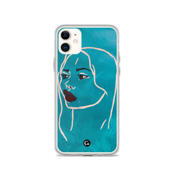 Charlie iPhone Case - ComfiArt