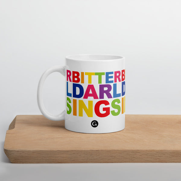 Bitter Darlings Mug - ComfiArt