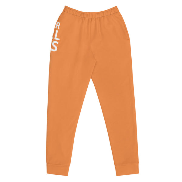 BD Orange Women's Joggers - ComfiArt