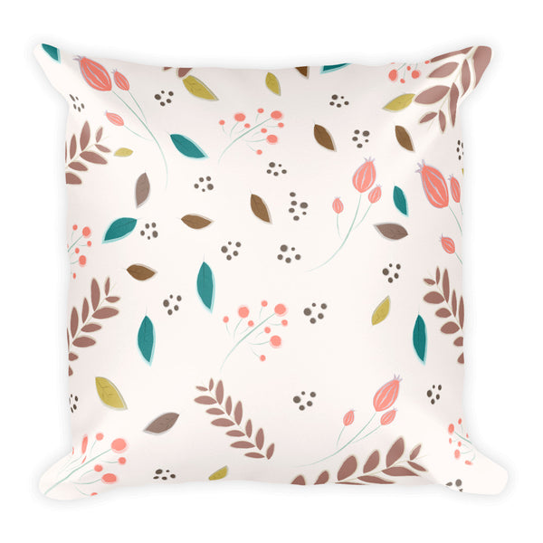 Pastel Square Pillow - ComfiArt