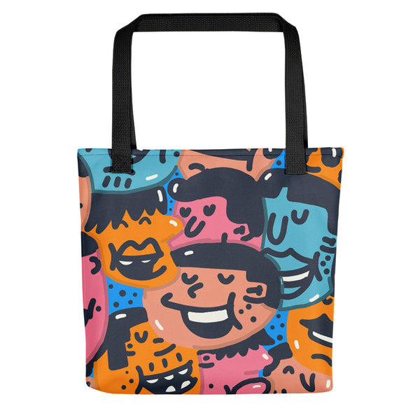Face Tote bag - ComfiArt