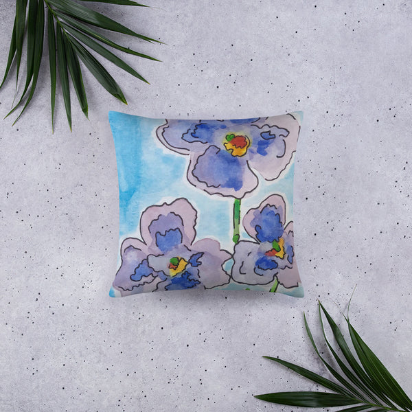 Azul Basic Pillow - ComfiArt