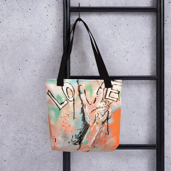 Love Tote bag - ComfiArt