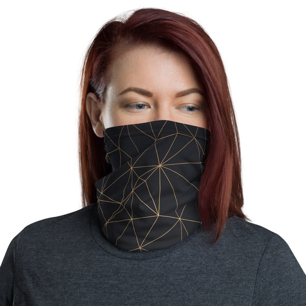 Black Star Neck gaiter - ComfiArt