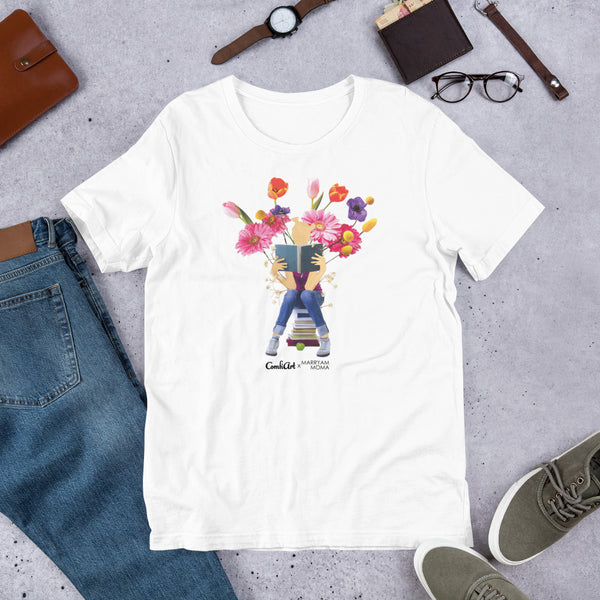 Tending the Garden Unisex T-Shirt - ComfiArt