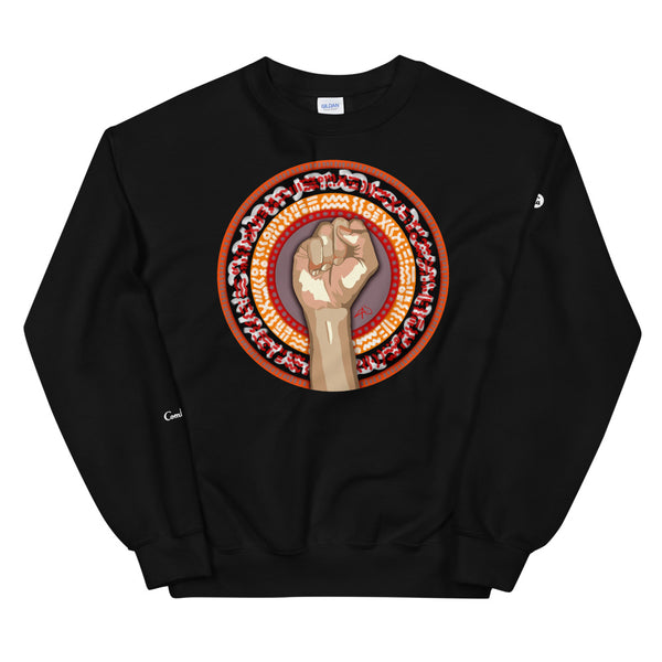 Power Unisex Sweatshirt - ComfiArt