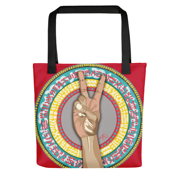 Peace Tote bag - ComfiArt