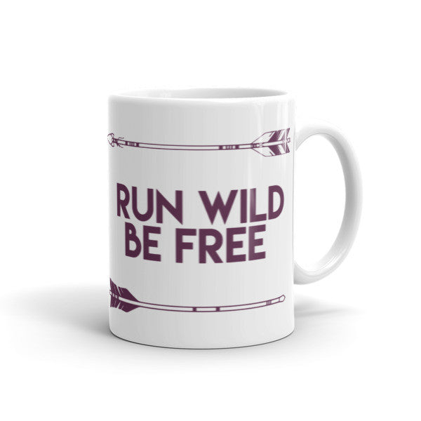 Run Wild Be Free - ComfiArt