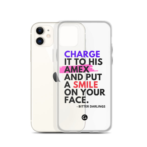 Charge It iPhone Case - ComfiArt
