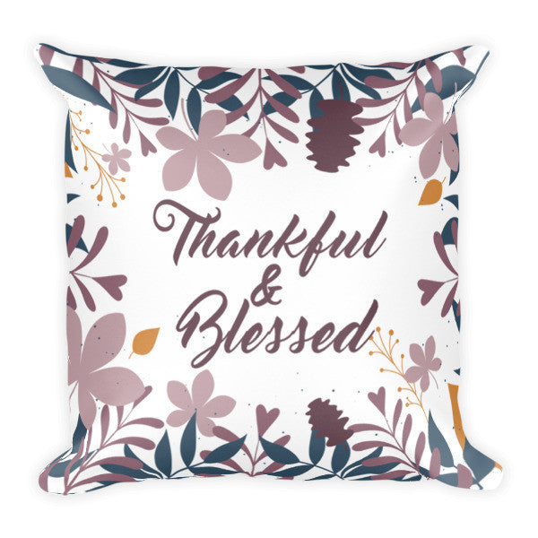 Thankful & Blessed - ComfiArt