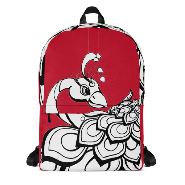 Peacock Backpack - ComfiArt