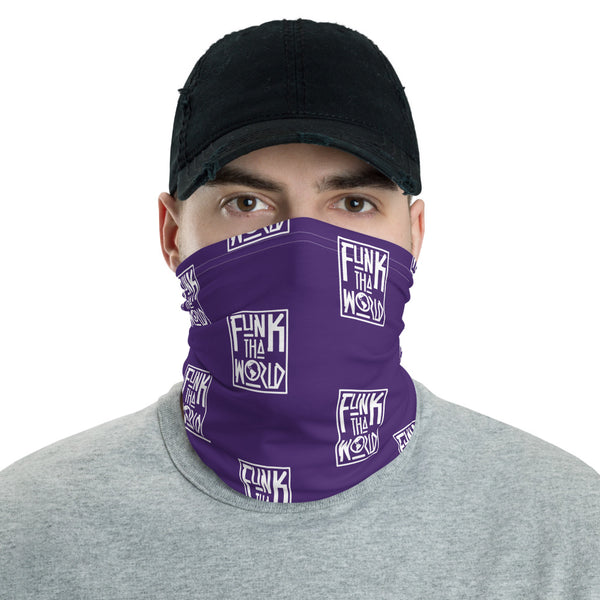 Funk the World Neck Gaiter - ComfiArt