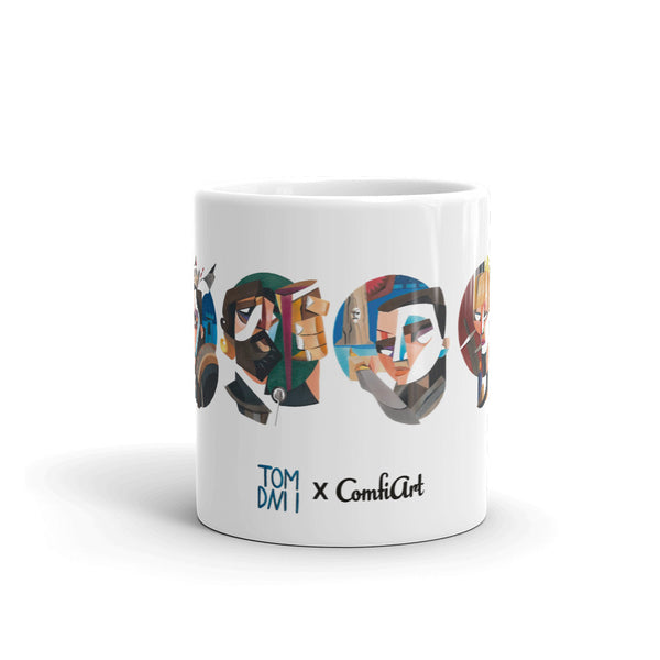 Games of Throne Mug - ComfiArt