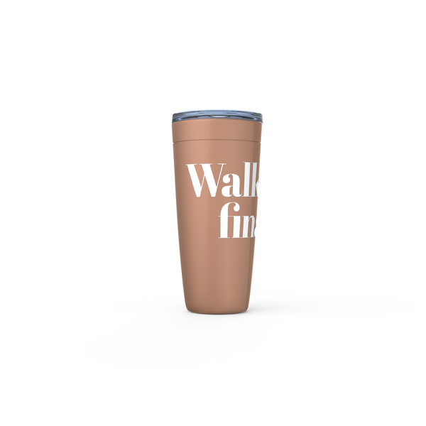 walking in Favor Tumblers - ComfiArt