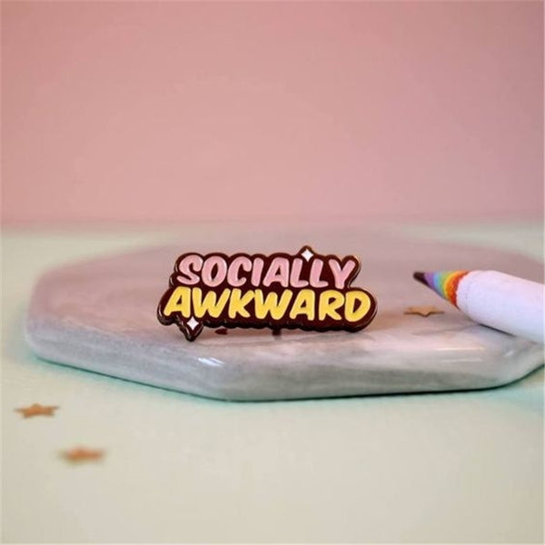 Socially Awkward - ComfiArt