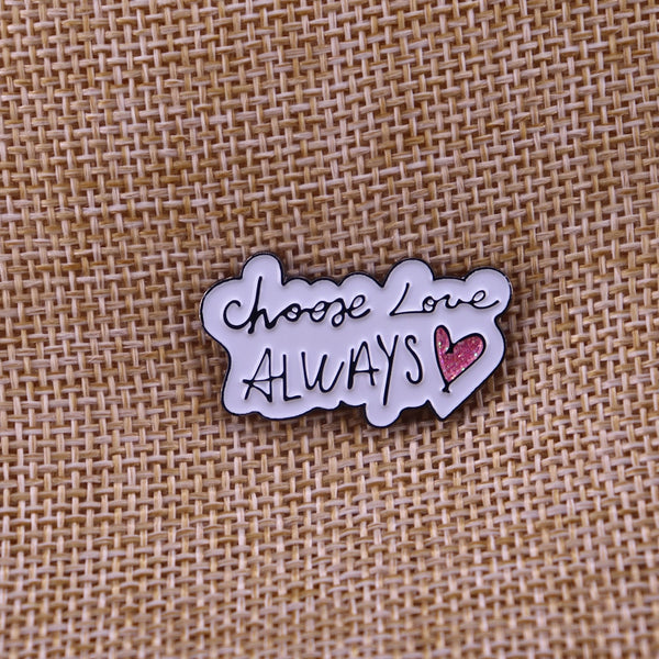 choose love - ComfiArt