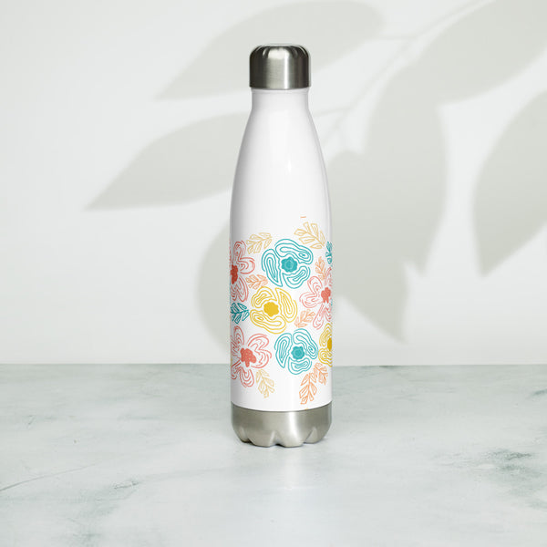 Bloom Stainless Steel Water Bottle