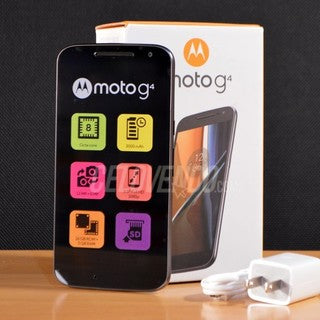 Motorola G4 Color Negro | 16GB | XT1621 | Liberado | Doble Sim