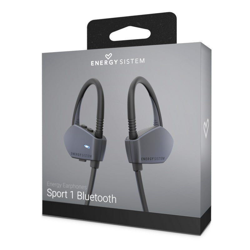 Sport Headphones 1 Bluetooth, Energy Sistem color Grafito