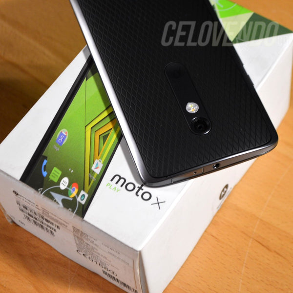 Motorola X Play Color Negro | 16GB  | XT1563 | Liberado