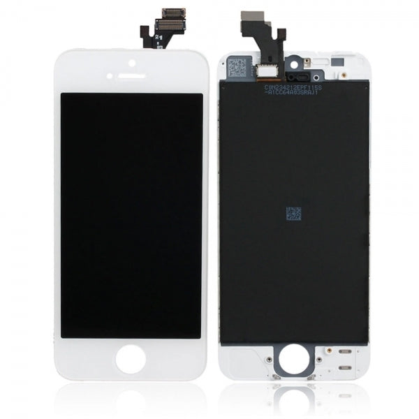 Pantalla LCD y Touch iPhone 5 Blanca