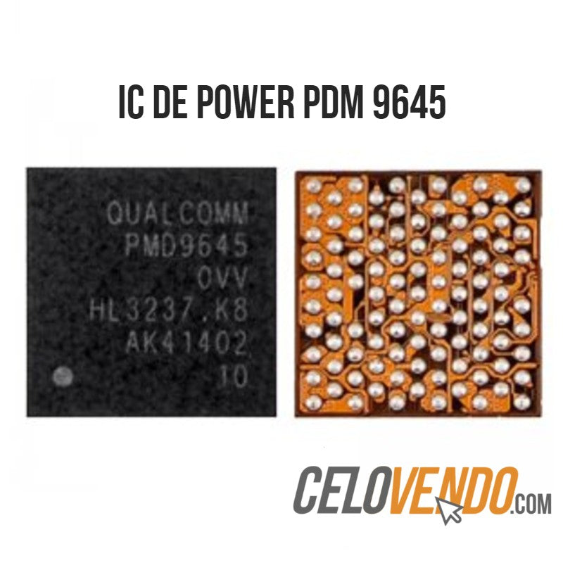 IC de Power para iPhone 7 y iPhone 7 Plus | Codigo: PMD9645