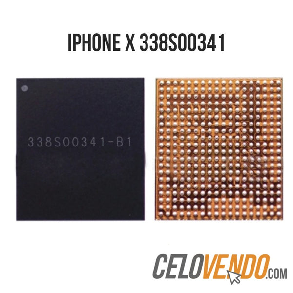 IC de power para iPhone X | Codigo: 338S00341