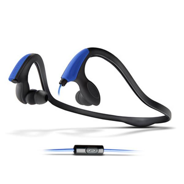 Headphone Running 2 Energy Sistem color Neon Azul