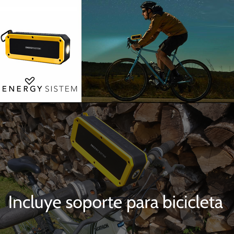 Outdoor's Box | Energy Sistem | Bocina portatil para exteriores.