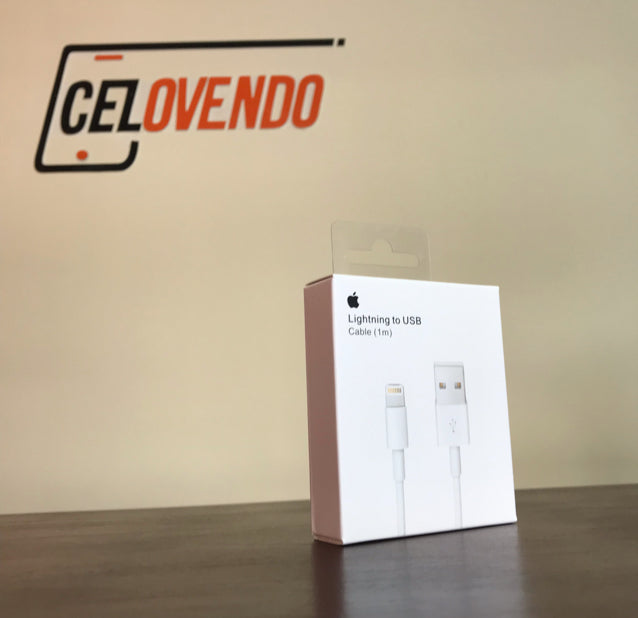 Cable Lightning para iPhone, iPad y iPod. .