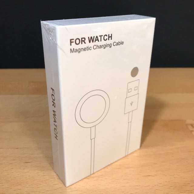Cargador inalámbrico para Apple Watch | Sellado en caja.