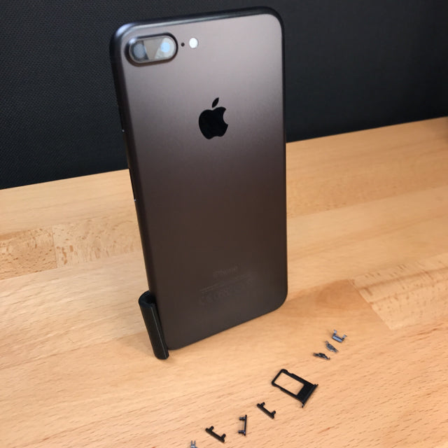 Carcaza iPhone 7 Plus negra