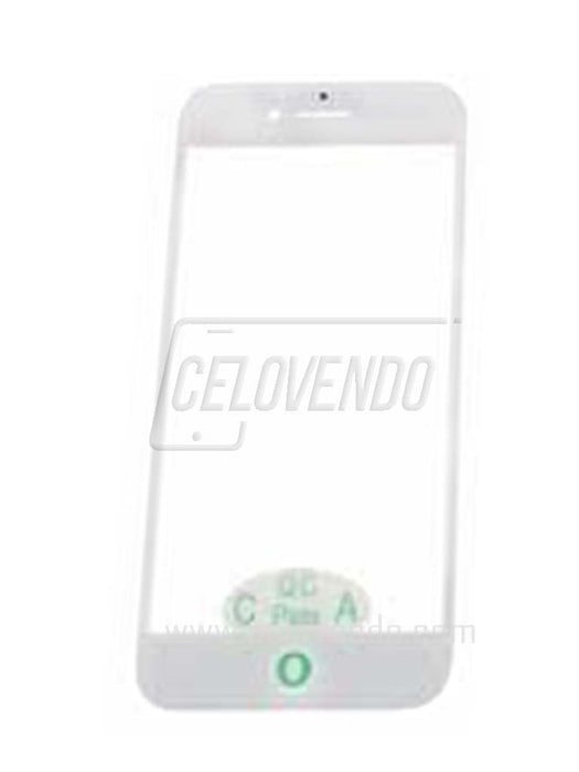 Glass con OCA Instalada y Marco iPhone 7 Blanca