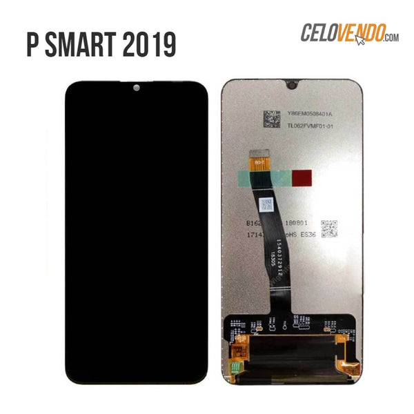 Pantalla para Huawei P Smart 2019 | Color Negro
