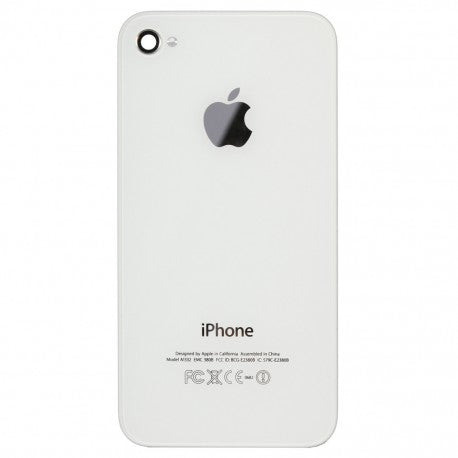 Tapadera iPhone 4S Blanca