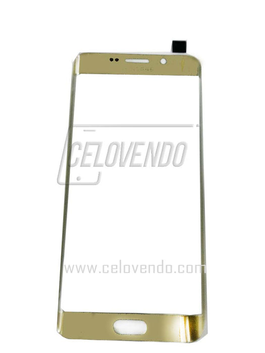 Glass con OCA Instalado Samsung Galaxy S6 Edge Plus (G928) Dorado
