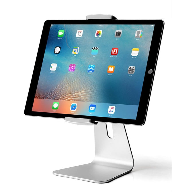 Stand de Aluminio para Tablet | Base para Tablet Universal | iPad Mini ,  iPad Air, iPad Pro, Surface Pro 1,2,3,4 y 5