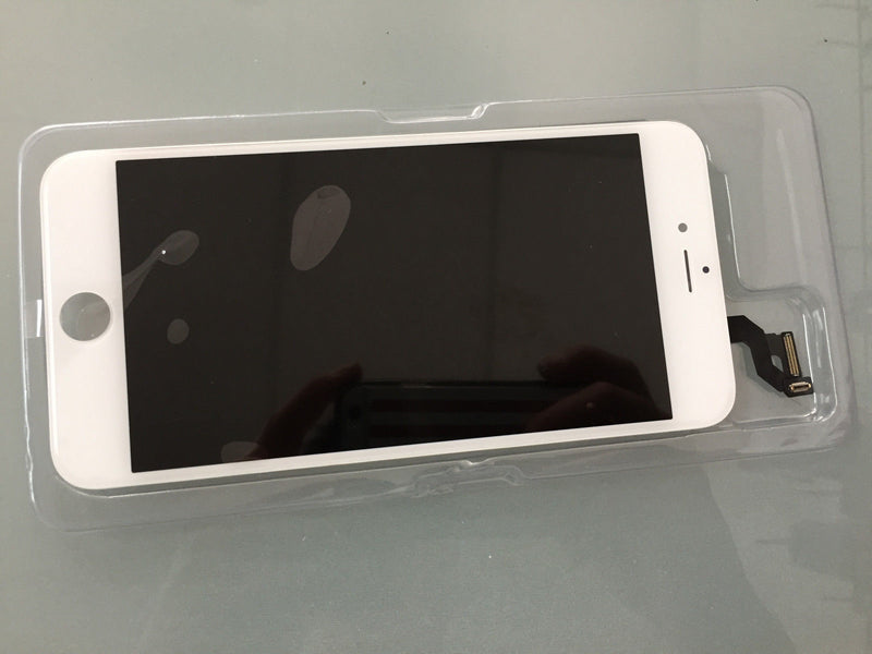 Pantalla iphone 6s plus blanca